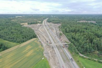 Klaukkalan kehätie avataan liikenteelle - HTJ:n valvonnassa rakennustyöt vuoden etuajassa