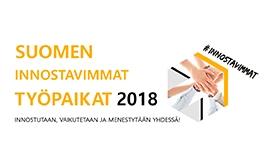 HTJ on yksi Suomen innostavimmista työpaikoista
