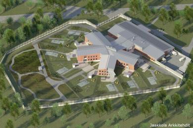 Hämeenlinnan uudenlainen vankila