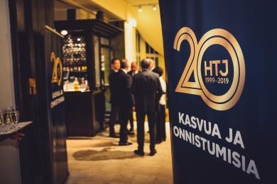 HTJ20-vuotisjuhlan tunnelmia