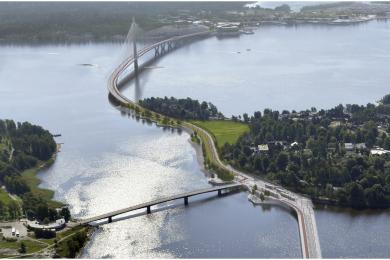 HTJ valvojaksi Kruunusillat-hankkeen siltaurakkaan - mittava infrahanke käynnistyy