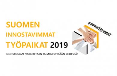 HTJ on jälleen yksi Suomen innostavimmista työpaikoista